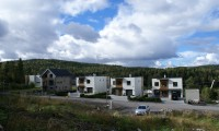 Villaggio di 18 case indipendente a Oslo