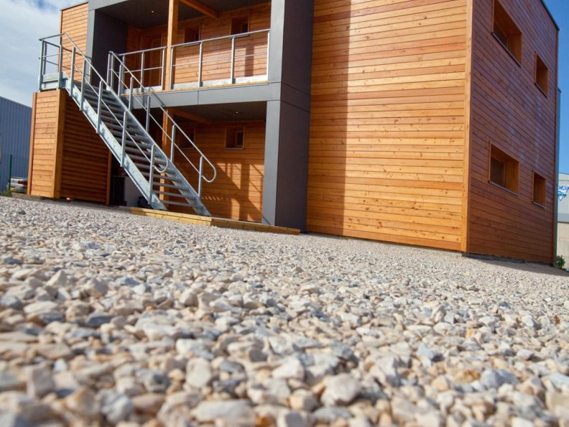 Edificio destinato ad uso uffici di 356 m2