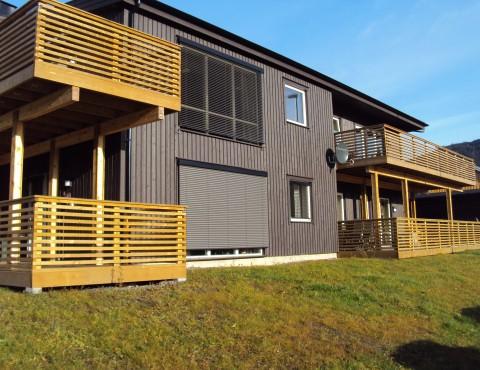 Casa di 6 unita abitative a Lillehammer